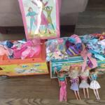 Mattel Barbie Dolls and lots of accessories!