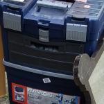 BRAND- NEW  (toolbox w/ Wheels)