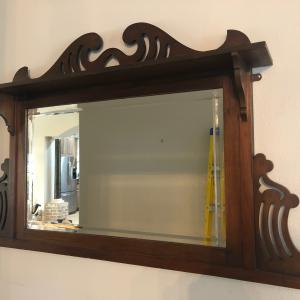 Photo of Antique Mirror