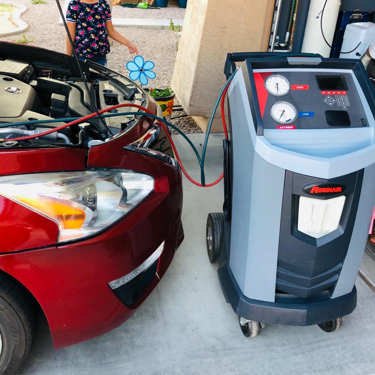 Photo 1 of Car HVAC service