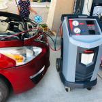 Car HVAC service