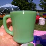 FireKing coffee mugs