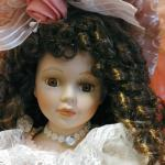 "Porcelain Doll - Charlotte - 17""- Limited"