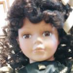 """Porcelain Doll - Goldenvale - Carmen - 16""""."""