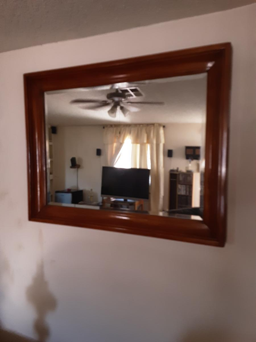 Photo 1 of wall mirror