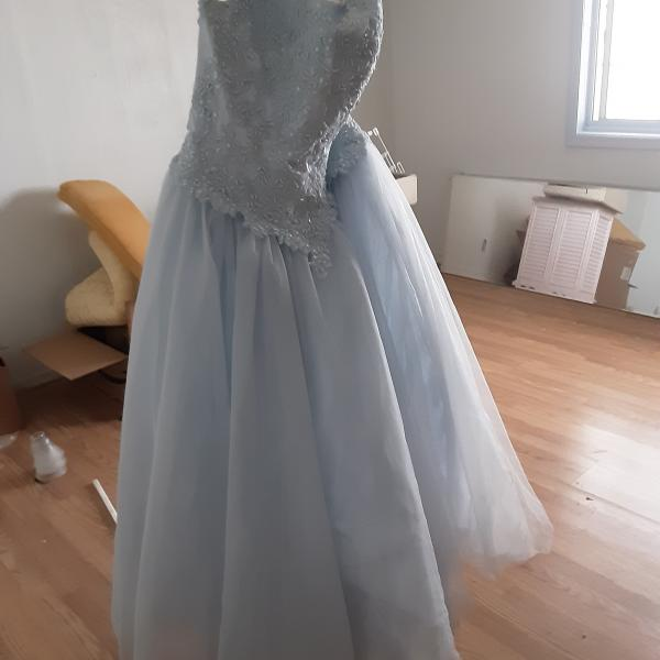 Photo of Wedding gown