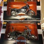 Harley Die Cast Replicas