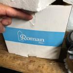 Roman Noah's ark music box