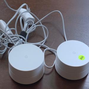 Photo of Google WiFi Extenders