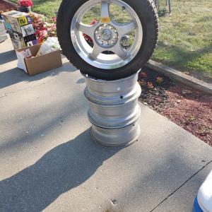 Photo of Tire Rims