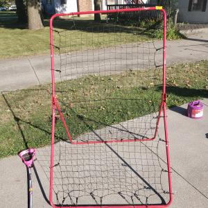 Photo of Pitching Return Net