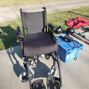 Photo of Electric Wheel Chair