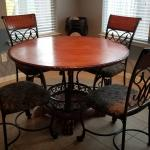 Dining Room Set- Table w/4 chairs