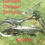 Schwinn Stringray Chopper