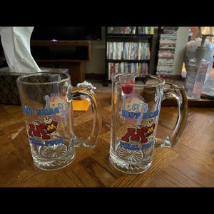 Photo of 1997 final four gophers beer stine