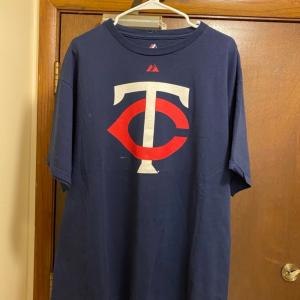 Photo of Adult xl target field inaugural season t-shirt