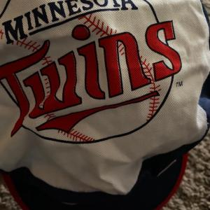 Photo of Vintage 80's Minnesota Twins painters hat