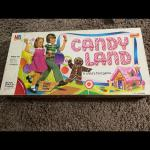 Complete 1978 candy land game