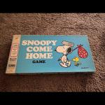 1973 snoopy come home board