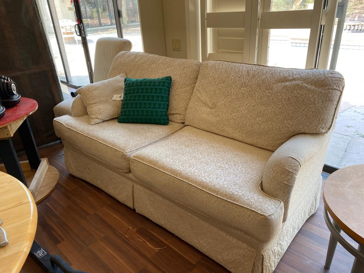 Photo 3 of Comfy couch and arm chairs