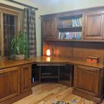 4 piece desk