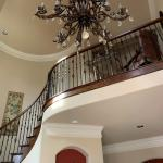 chandelier for an estate house
