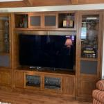 Bernhardt Model 526 Entertainment Center