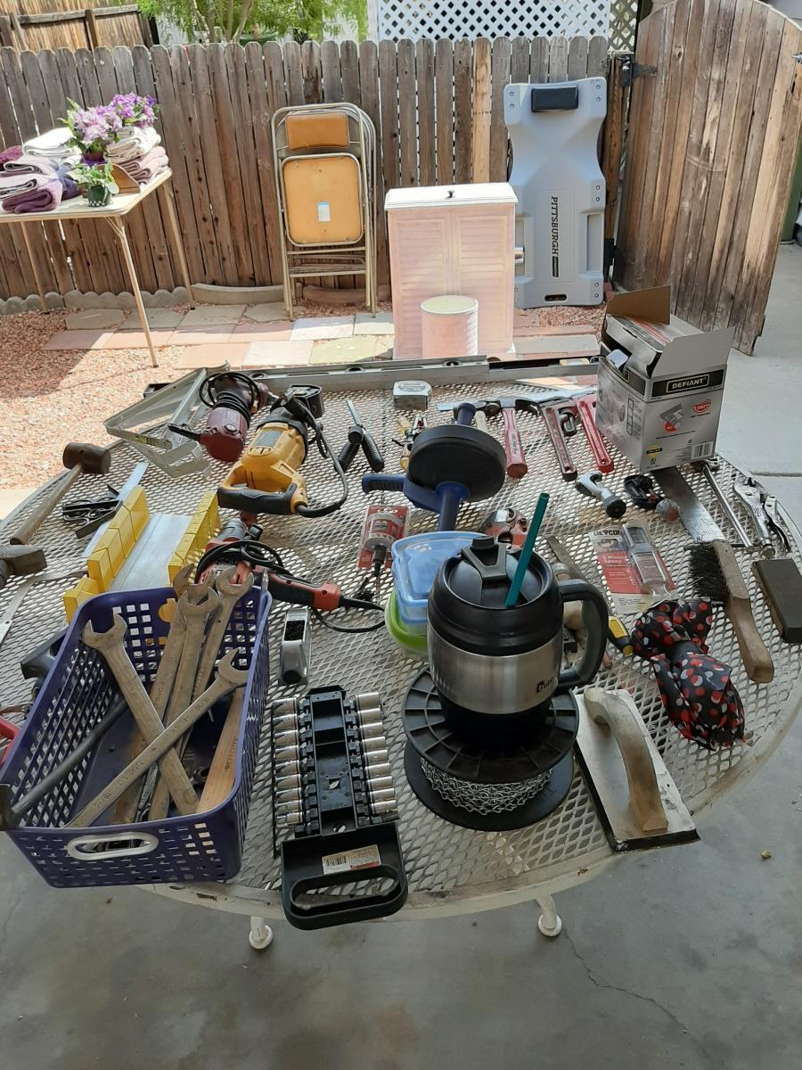 Photo 3 of Tools