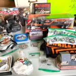 Collectibles - Harley and Dale Earnhardt