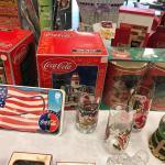 Variety of COCA COLA  Collectibles