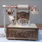 DECO-TEL vintage french/princess style phone