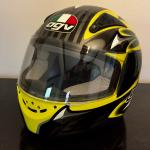 """AGV  Helmet """"xs""""  - Dopest looking design ever ! -- Great Condition !"""