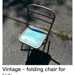 kids chair vintage