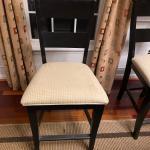 Tall Cushion Chairs