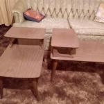 Mid-Century Step Tables