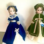 Effanbee Mamselle dolls