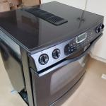 Jenn Aire Slide In Range-Cook top with downdraft