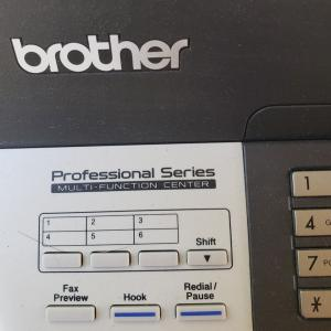 Photo of Brother Wireless color 11 x 17 printer