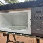 Maytag Built In Microwave