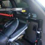 Handicap equipment for vehicle