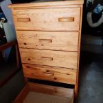 Bunk beds bedroom set. Solid Wood.