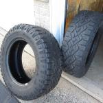 2 Goodyear Wrangler DuraTrac 275/65R18 Tires