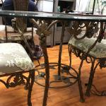 REDUCED!!  dining table set