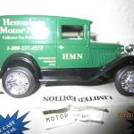 Hemmings Motor News 1:43 Scale NIB 1992