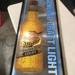 Beer signs $33 each