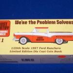 Liberty Classics 1:24 1957 Ford Ranchero