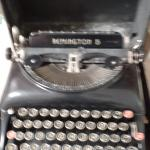 Antique Remington Manual Typewriter
