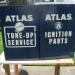 Atlas tune up wall cabinet