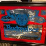 Budweiser Mirror  32'' by 26''