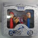 ORANGE COUNTY CHOPPERS PEZ COLLECTOR SET NEW IN SEALED BOX 2006